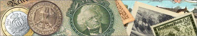 Briefmarke Detail